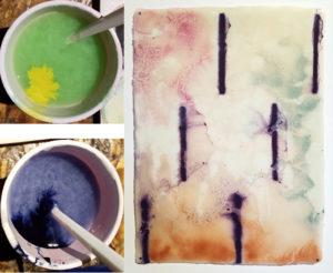 workshop pulp Painting